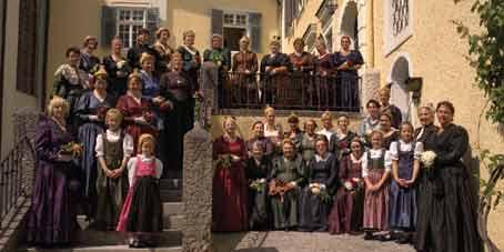 Goldhaubengruppe St. Wolfgang